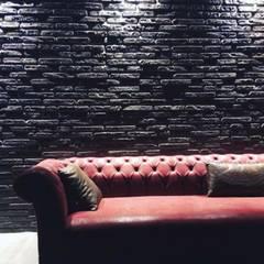 Rock Stone Doğal Taş Mimari Uygulamalar – Doğal Taş Uygulamaları:  tarz Duvarlar