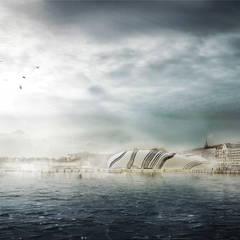 Contest - Guggenheim helsinki: Musei in stile  di GMZN studio