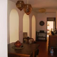 Zona de Refeições: Salas de jantar  por Leonor da Costa Afonso