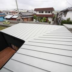 ウィングハウス: 小川建築工房が手掛けた屋根です。