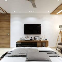 master room3:  Bedroom by quite design