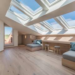 ห้องนอนเด็ก โดย Biondi Architetti,