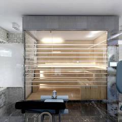 TAKE THE PLUNGE! | II | Wnętrza rezydencji: styl nowoczesne, w kategorii Spa zaprojektowany przez ARTDESIGN architektura wnętrz