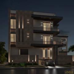 Southern Facade:  Villas by Levels Studio