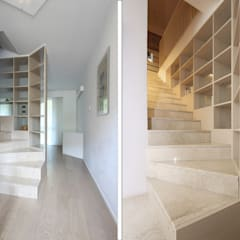 Ristrutturazione in Provincia di Monza e Brianza : Ingresso & Corridoio in stile  di JFD - Juri Favilli Design