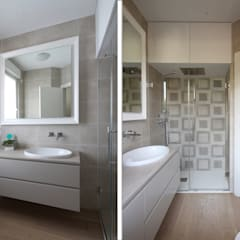 minimalistic Bathroom by JFD - Juri Favilli Design