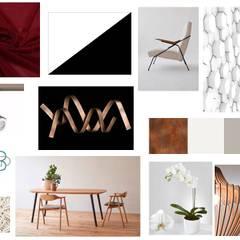 Mood Board: Casas  por Dayane Medeiro Arquitetura e Interiores