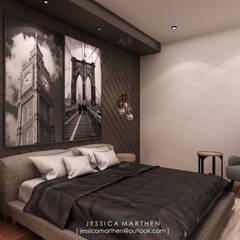 :  Kamar Tidur by JESSICA DESIGN STUDIO