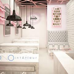 Nail Bar: Estudios y oficinas de estilo clásico por Zono Interieur
