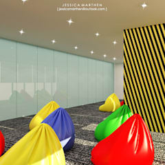 :  Ruang Kerja by JESSICA DESIGN STUDIO