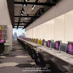 :  Ruang Kerja by JESSICA DESIGN STUDIO