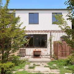 外観: こぢこぢ一級建築士事務所が手掛けた一戸建て住宅です。