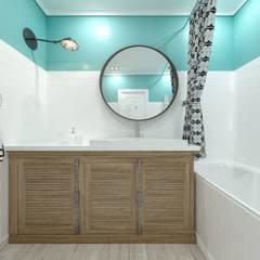 scandinavian Bathroom by Loft&Home