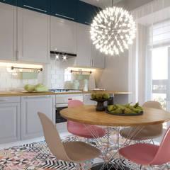 Cocinas de estilo escandinavo por Loft&Home