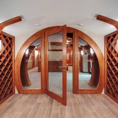 Wine cellar by Art-i-Chok