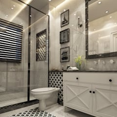 Bathroom by Levels Studio,