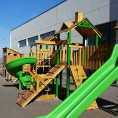 Bersa İç ve Dış Ticaret Ltd. Şti. – TED Kocaeli İlköğretim 1 ve 2.sınıf Oyun Bahçesi:  tarz Okullar
