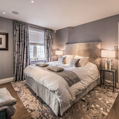 Bedroom by RBD Architecture & Interiors