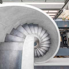 ร้านอาหาร by Van Bruchem Staircases & Interiors