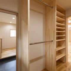 南田の家: 株式会社 哲・Braveデザイン工房が手掛けた壁です。