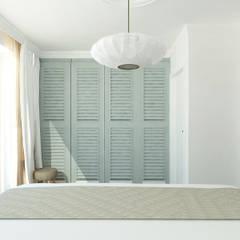 غرفة نوم تنفيذ Interior Idea Projektowanie Wnętrz