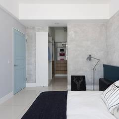 غرفة نوم تنفيذ 倍果設計有限公司