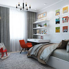Teen bedroom by homify