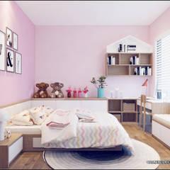 Dormitorios infantiles de estilo  por ITALIC DECOR