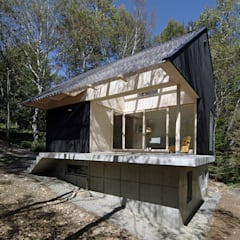 scandinavian Conservatory by 桑原茂建築設計事務所 / Shigeru Kuwahara Architects