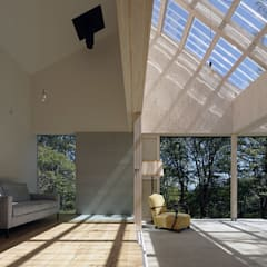 Conservatory by 桑原茂建築設計事務所 / Shigeru Kuwahara Architects