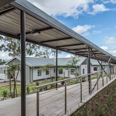 St Lucy's Hospital - Lilitha College:  Hospitals by Intsika Architects (Pty) Ltd