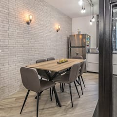 Industrial style kitchen by Facile Ristrutturare Industrial
