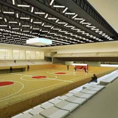 : Estádios  por Grupo Norma