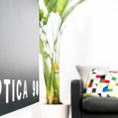 Óptica 90: Centros comerciales de estilo  de Silvia R. Mallafré