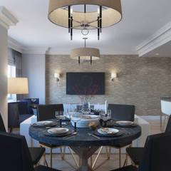 Dining room: Столовые комнаты в . Автор – KAPRANDESIGN
