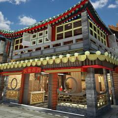 China Town Pancoran:  Restoran by Getto_id