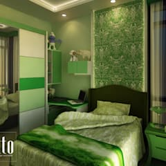 Cluster The Avanny BSD:  Kamar Bayi & Anak by Getto_id
