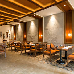 Mirza, Restaurant, GK I, Delhi:  Bars & clubs by The Workroom
