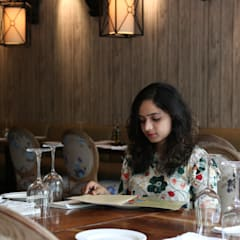 Our Principal Designer at Spago:  Gastronomy by The Workroom