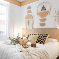 nghệ nhân kiến trúc:  Phòng ngủ by Nghệ nhân Kiến trúc