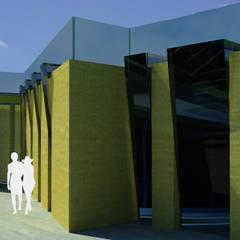 MEV Museo Ecclesiastico della valdelsa a sovicille: Musei in stile  di enrico marradini ARCHITETTO