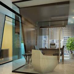 :  مكاتب ومحلات تنفيذ Spazio Interior Decoration LLC,حداثي