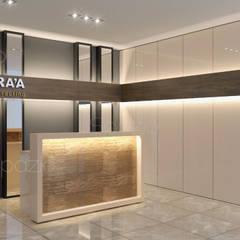مكاتب ومحلات تنفيذ Spazio Interior Decoration LLC