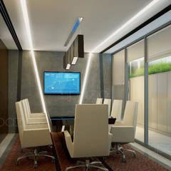 :  مكاتب ومحلات تنفيذ Spazio Interior Decoration LLC