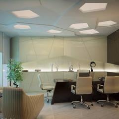 :  مكاتب ومحلات تنفيذ Spazio Interior Decoration LLC,تبسيطي