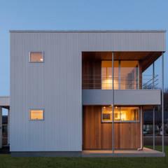 BOOK BOX: STaD(株式会社鈴木貴博建築設計事務所)が手掛けた家です。,ミニマル