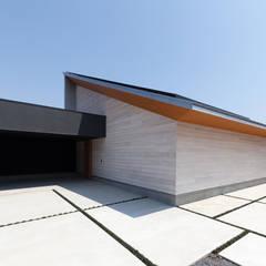開閉の家: STaD(株式会社鈴木貴博建築設計事務所)が手掛けた家です。