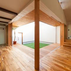 Living Room2: STaD(株式会社鈴木貴博建築設計事務所)が手掛けたリビングです。