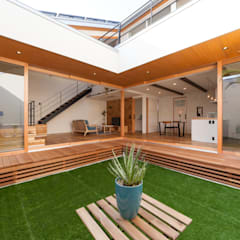 Jardines tropicales de STaD(株式会社鈴木貴博建築設計事務所) Tropical