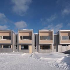 FRNF: アトリエモノゴト 一級建築士事務所が手掛けたリゾートハウスです。